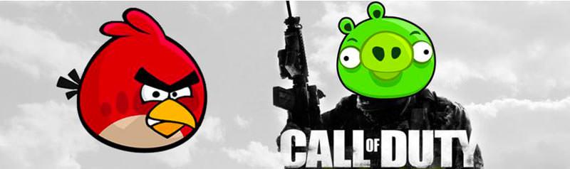 Casual vs. Hardcore Games