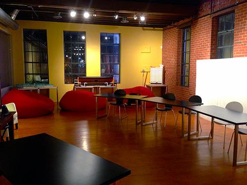 VentureSpur Community Room