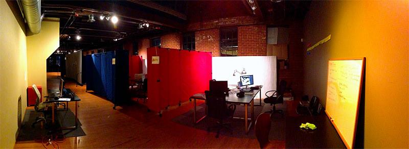 GoldFire Studios office at VentureSpur