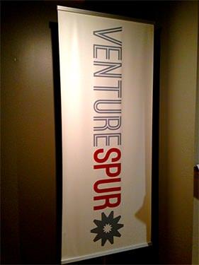 VentureSpur Sign