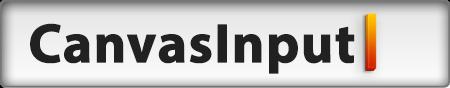 HTML5 Canvas Input